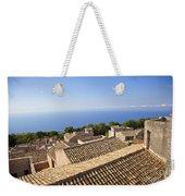 Taormina Rooftops Weekender Tote Bag