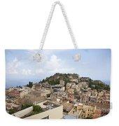 Taormina View II Weekender Tote Bag
