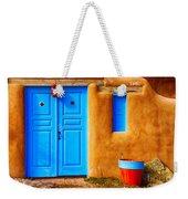 Taos Doorway Weekender Tote Bag