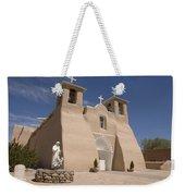 Taos Landmark Weekender Tote Bag