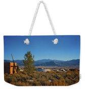 Taos Valley Weekender Tote Bag