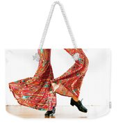 Tap Movement Weekender Tote Bag