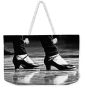 Tap Shoes Weekender Tote Bag