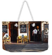 Tapas Bar Weekender Tote Bag