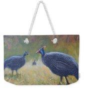Tarantale - Guinea Fowl Weekender Tote Bag