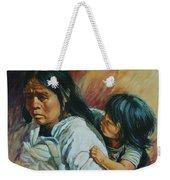 Tarascan Woman Weekender Tote Bag