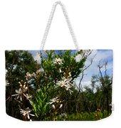 Tarflower Blooming Weekender Tote Bag