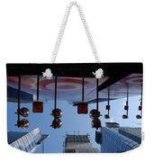 Target Lights Weekender Tote Bag