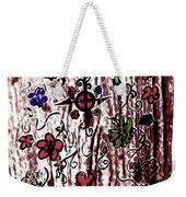 Target Weekender Tote Bag by Rachel Christine Nowicki