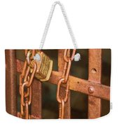 Tarnished Image Weekender Tote Bag