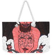 Tarot Of The Younger Self The Devil Weekender Tote Bag