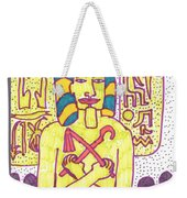 Tarot Of The Younger Self The Emperor Weekender Tote Bag