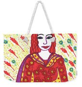 Tarot Of The Younger Self The Empress Weekender Tote Bag