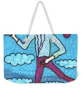 Tarot Of The Younger Self The Fool Weekender Tote Bag