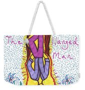 Tarot Of The Younger Self The Hanged Man Weekender Tote Bag