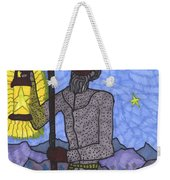 Tarot Of The Younger Self The Hermit Weekender Tote Bag