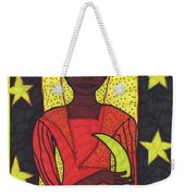 Tarot Of The Younger Self The High Priestess Weekender Tote Bag