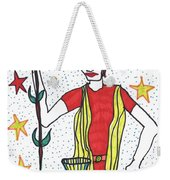 Tarot Of The Younger Self The Magician Weekender Tote Bag