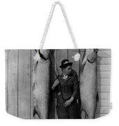 Tarpon Fishing 19th Century  Weekender Tote Bag