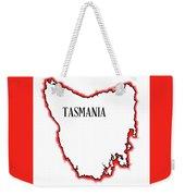 Tasmania Weekender Tote Bag
