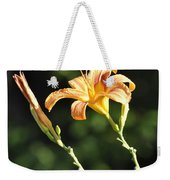 Tasmania Day Lily Weekender Tote Bag