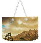 Tasmania Mountain Marvels Weekender Tote Bag