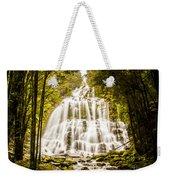 Tasmanian Waterfalls Weekender Tote Bag