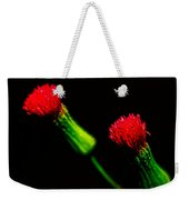 Tassel Flower Weekender Tote Bag