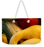 Taste Of Summer Weekender Tote Bag by Karen Wiles