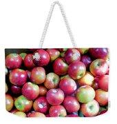 Tasty Fresh Apples 1 Weekender Tote Bag
