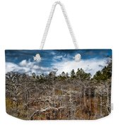 Tate's Hell State Forest Weekender Tote Bag