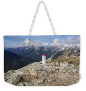 Tatra Mountains 1 Weekender Tote Bag