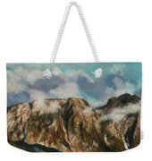 Tatry Mountains- Giewont Weekender Tote Bag