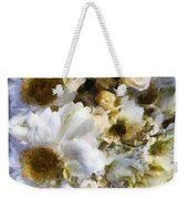 Tattered Bouquet Weekender Tote Bag