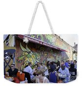 Tattoo Man Weekender Tote Bag