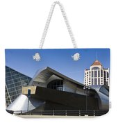 Taubman And Tower Roanoke Virginia Weekender Tote Bag