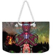 Taurus -psychedelic Zodiac Weekender Tote Bag