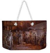 Tavern In Whitechapel 1869 Weekender Tote Bag