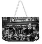 Taverne St. Germain, Paris Weekender Tote Bag