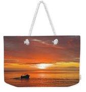 Taveuni Sunset Weekender Tote Bag