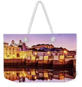 Tavira Reflections - Portugal Weekender Tote Bag by Barry O Carroll
