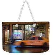 Taxi Cab, Portland, Maine  -17754 Weekender Tote Bag