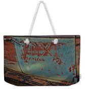 Taxi To Nowhere Weekender Tote Bag