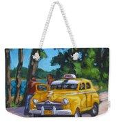 Taxi Y Amigos Weekender Tote Bag