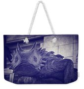 Tcu Horned Frog Purple Weekender Tote Bag