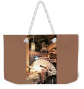 The Heart Of A Windmill The Nederlands Weekender Tote Bag