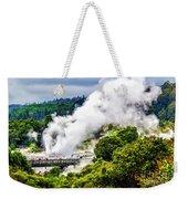Te Whakarewarewa Weekender Tote Bag
