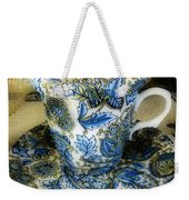 Tea Is Served Weekender Tote Bag