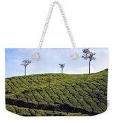 Tea Planation In Kerala - India Weekender Tote Bag