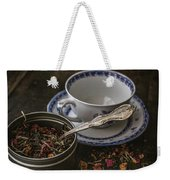 Tea Time 8529 Weekender Tote Bag